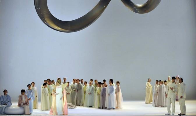 Madama Butterfly at Teatro la Fenice in Venice - Andeka